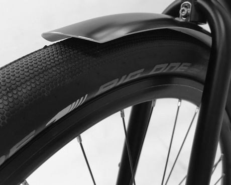 The launch of a 65 mm mudguard.